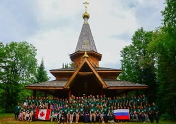 ruskoka 2014 group chapel