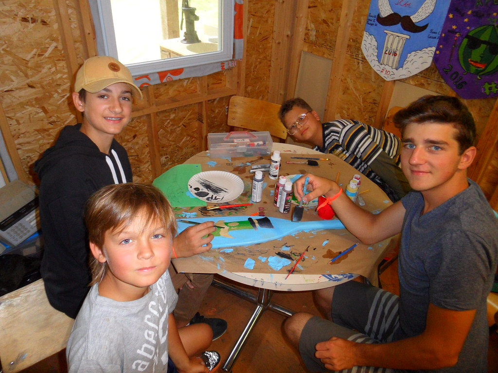 Arts Cabin (Summer Camp)