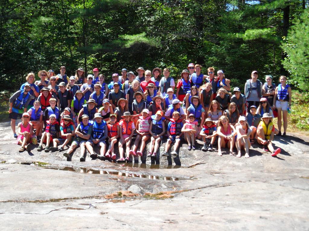 Canoe Trip Camp Photo (Summer Camp)