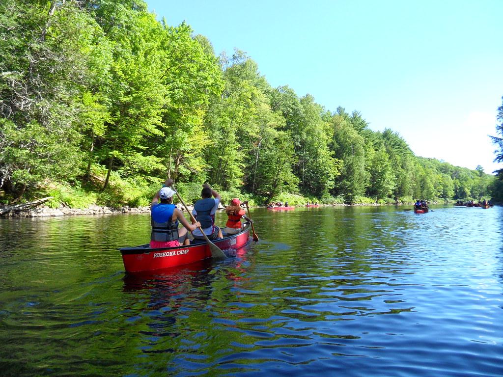 Canoe Trip (Summer Camp)